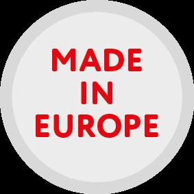 Wyprodukowane w Europie