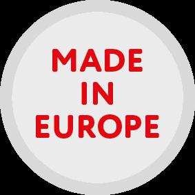 Изготовлено в Европе