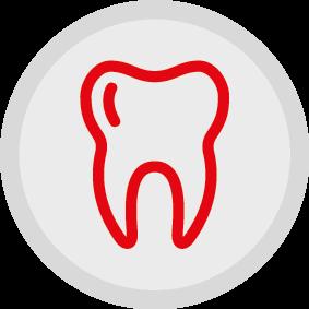 Czyści zęby